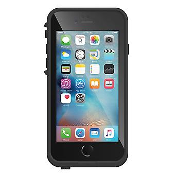 Lifeproof fre covers cover waterproof dirt seal for iPhone 6 6 S - Black