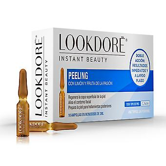 Lookdore Peeling blisters 10X2 Ml (Beauty , Facial , Scrubs , Facial Masks)