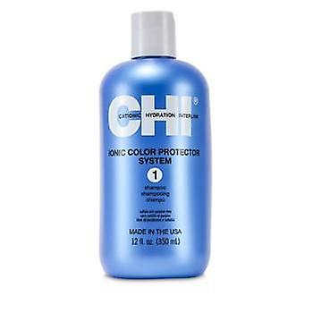 Chi Ionic Colour Protector System 1 Shampoo - 350ml/12oz