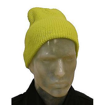 Knitted Soft Woolly Winter Ski Beanie Hat Cap