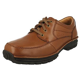 Mens Casual Lace Up Shoes Scahill Day