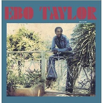 Ebo Taylor - Ebo Taylor [CD] USA import