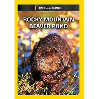Rocky Mountain Beaver Pond [DVD] USA import