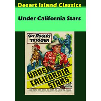 Under California Stars [DVD] USA import