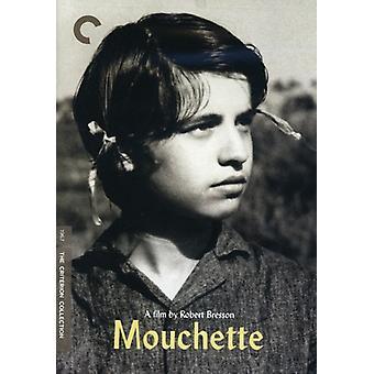 Importación de USA de Mouchette [DVD]