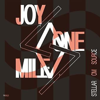 Stellar Om Source - Joy One Mile [CD] USA import