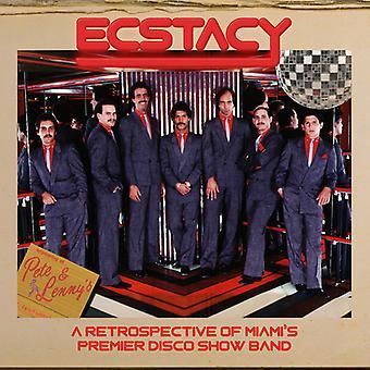 Ecstacy - retrospektiv af Miami's Premier Disco Show Band [CD] USA import