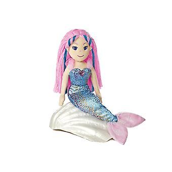 Mundo de Aurora 18 pulgadas mar destellos sirena Nixie