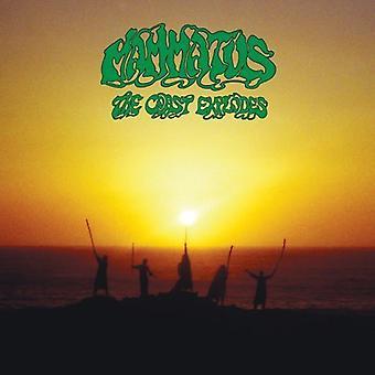 Mammatus - kysten eksploderer [Vinyl] USA importerer