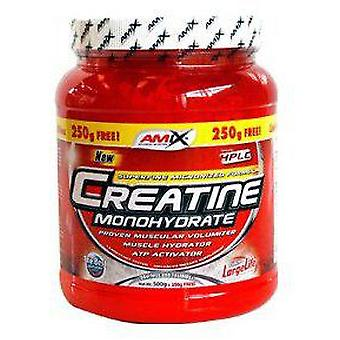 Amix Creatine 500 Gr Gr Free +250 (Sport , Resistance and energizers)