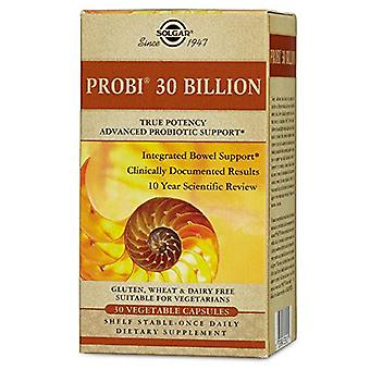 Solgar Probi 30 Billion Vegetable Capsules 30
