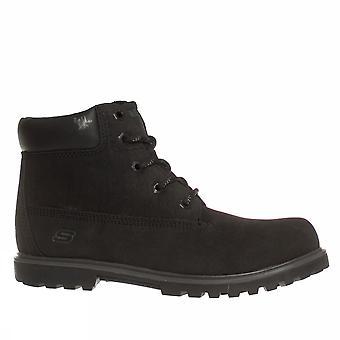 Skechers S 93158L BLK de jeunes chaussures Moda