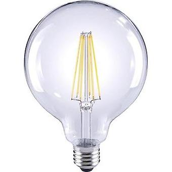 LED E27 Globe 12 W = 98 W Warm white EEC: A++ Sygonix Filament 1 pc(s)