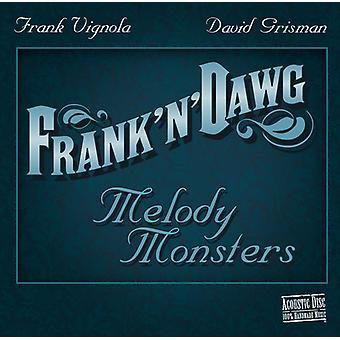 Grisman * David / Vignola * Frank - Frank N Dawg [CD] USA import