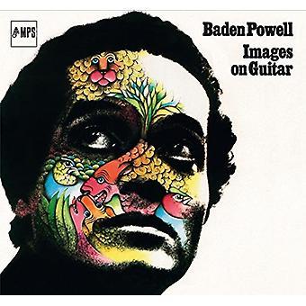 Baden Powell - billeder på Guitar [CD] USA import