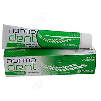 Normodent Caries 125ml Bifluor Pasta (Hygiene and health , Dental hygiene , Toothpaste)