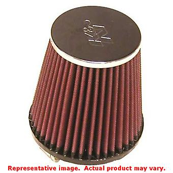 K&N Universal Filter - Round Cone Filter RC-9350 Stainless Steel 0 in (0 mm) Fi