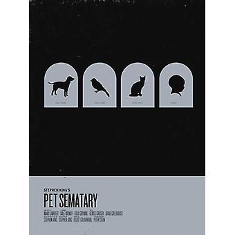 Pet Sematary Movie Poster (11 x 17)