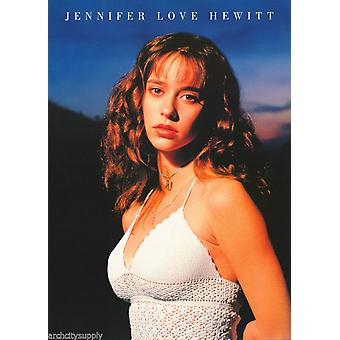 Jennifer Love Hewitt Poster Poster Print by