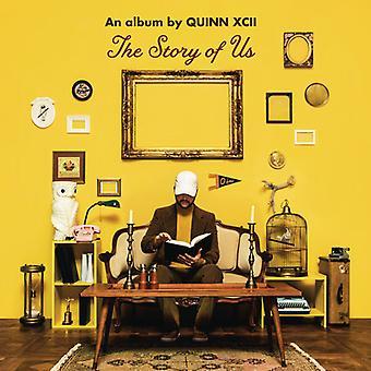 Quinn Xcii - historia z nami [Vinyl] USA import