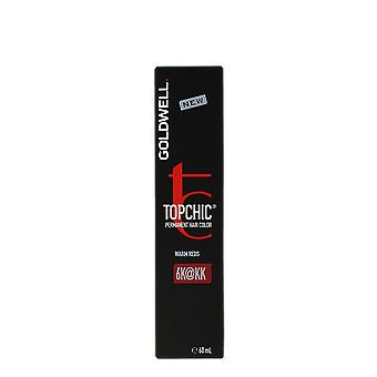 Goldwell Top Chic 6K@KK Copper Brilliant Warm Red Permanent Color 60ml