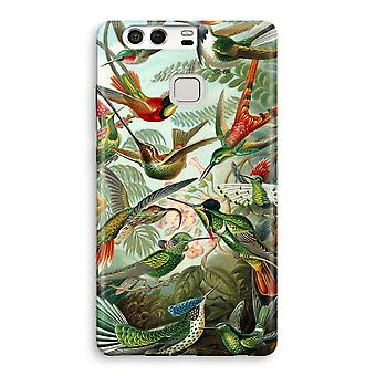 Huawei P9 Full Print Case - Haeckel Trochilidae