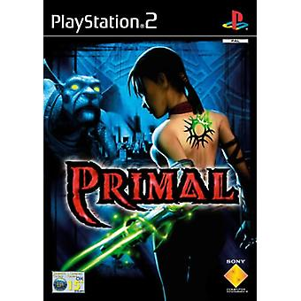 Primal (PS2) - Factory Sealed