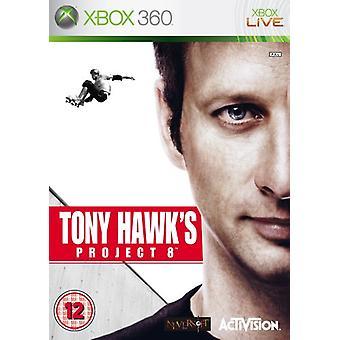 Tony Hawks projekt 8 (Xbox 360)