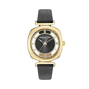 Kenneth Cole New York women's watch wristwatch leather KC15108004