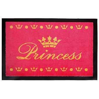 Tappetini per auto principessa rosa