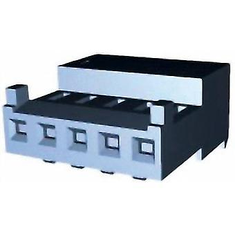 TE Connectivity 3-643816-3 Receptacles (standard) MTA-100 Total number of pins 3 1 pc(s)