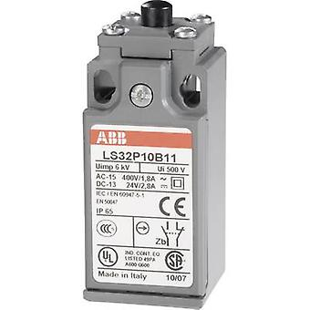 ABB LS32P10B11 Limit switch 400 V AC 1.8 A Tappet momentary IP65 1 pc(s)