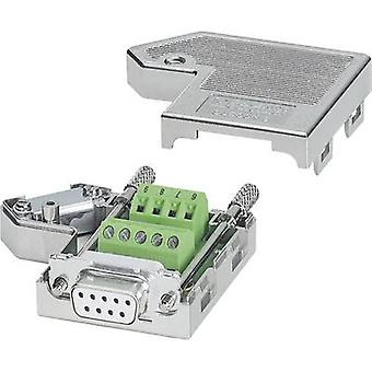 Phoenix Contact SUBCON 25/F-SH D-SUB socket 180 ° Number of pins: 25 Screws 1 pc(s)