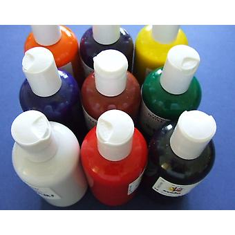 SALE - 150ml Purple Textile Craft Fabric Paint | Fabric Painting Supplies