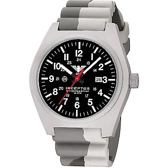 KHS mens watch interceptor steel KHS. INCS. DC5