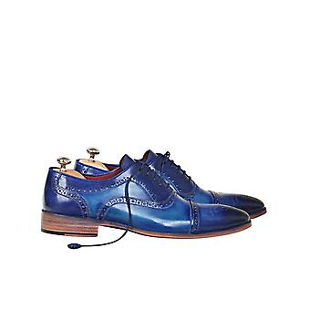 Handcrafted Premium Leather Ken Oxford Shoe