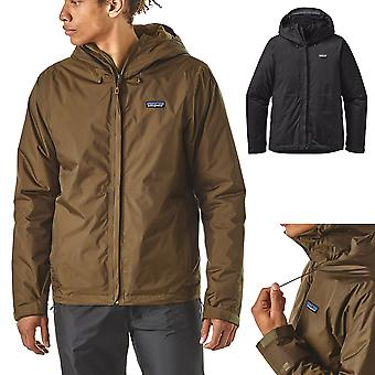 Patagonia Men's Torrentshell insulated winter jacket