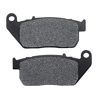 KMG 2007-2011 Harley XL 1200 L Sportster Low Front Non-Metallic Organic NAO Disc Brake Pads Set