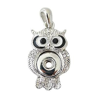 Stainless steel pendant for mini click buttons