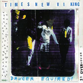 Times New Viking - Dancer Equired [CD] USA import