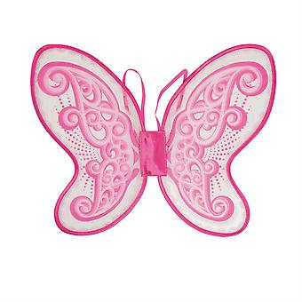 Butterfly Wings Pink (Kunststoff)