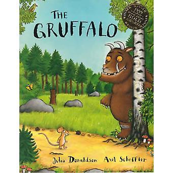 The Gruffalo by Julia Donaldson - Axel Scheffler - 9780333901762 Book