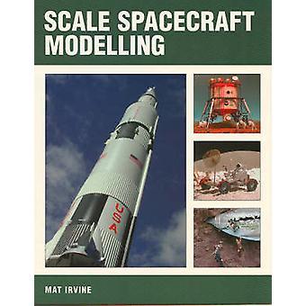 Naves espaciais de escala modelagem por Matt Irvine - livro 9781861267740