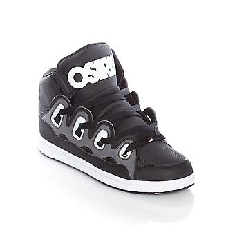 Osiris Black-White D3H Shoe
