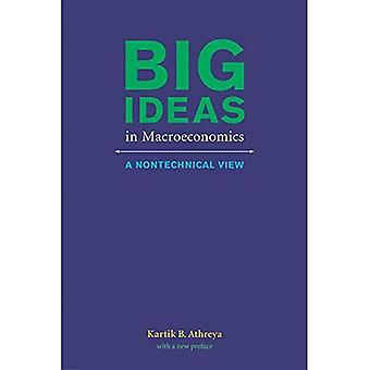 Grandes idées en macroéconomie: une vue non technique