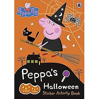 Peppa Pig: Peppa van Halloween Sticker activiteit boeken