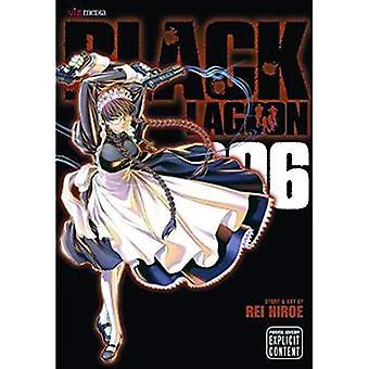 Black Lagoon, Vol 6