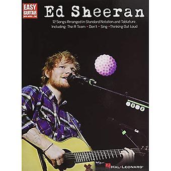 Ed Sheeran för enkel gitarr (lätt gitarr spela)