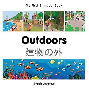 My First Bilingual Book - Outdoors - Japanese-English