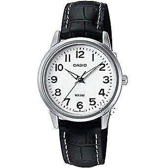 Casio Analog quartz watch with leather LTP-1303L-7BVEF